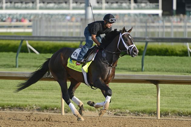 Verrazano Will Overcome Wood Memorial Jinx and Prevail at Kentucky Derby