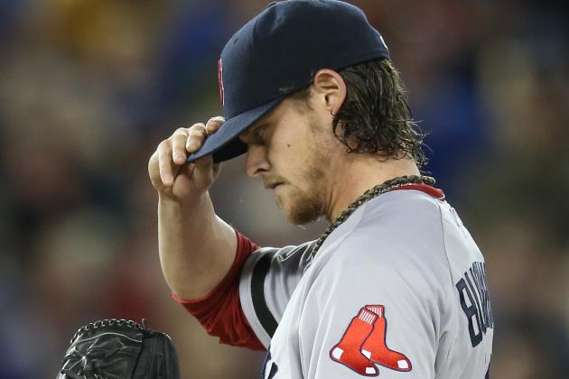 Morris Accuses Buchholz of Throwing Spitballs