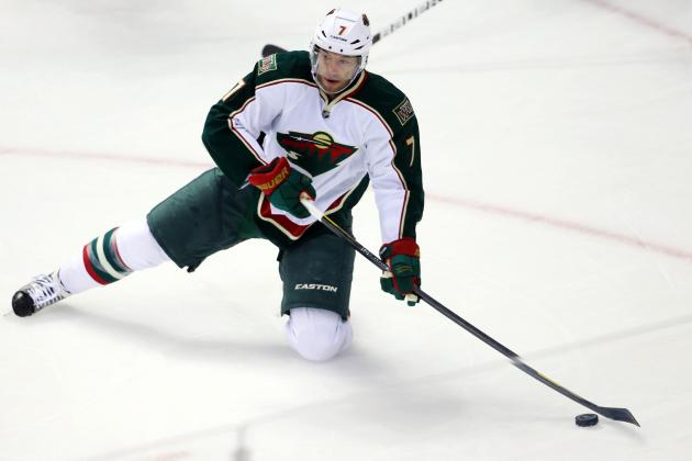 Wild Need Cullen, Linemates to Regain Scoring Touch