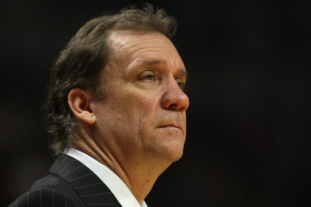 Flip Saunders New Wolves Prez, Part-Owner
