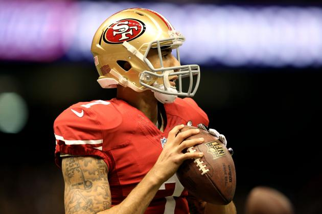Colin Kaepernick Voted to Top 100 Players of 2013