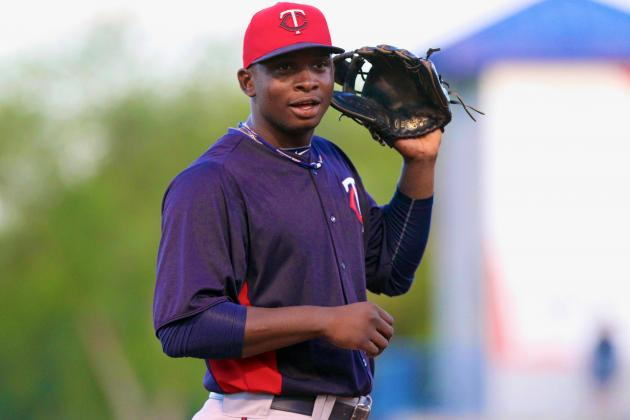 Selecting MLB's All-Prospect Team for the Month of April