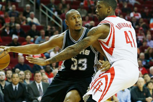 Spurs Notebook: Diaw Confident He'll Play in 2nd Round