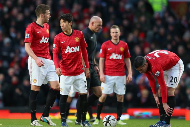 Manchester United: Previewing the Reds' Potential Problems Next Season