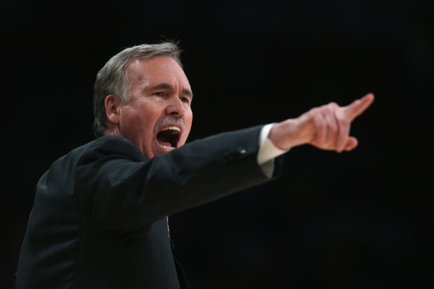 Mike D'Antoni Will Never Be the Man for LA Lakers' Playoff Job