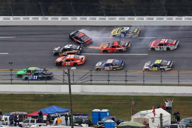 NASCAR Sprint Cup Drivers Hate What Fans Love About Talladega Superspeedway