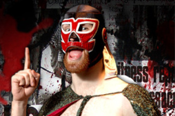 WWE: Will the Former El Generico Be the 4th Shield Member?