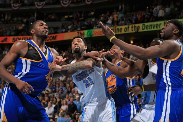 NBA Gamecast: Nuggets vs. Warriors