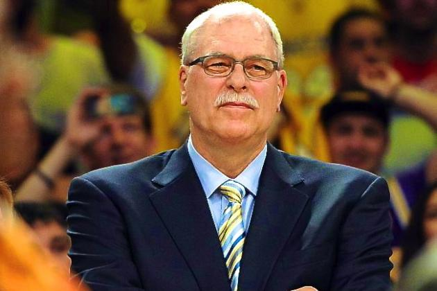 Phil Jackson Agrees to Serve as Advisor to Pistons During Coaching Search