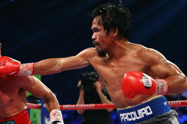 Manny Pacquiao to Return to Ring in November
