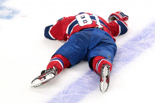 Habs Announce Eller Suffered a Concussion