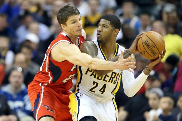 How Good Can the Indiana Pacers' Paul George Be?