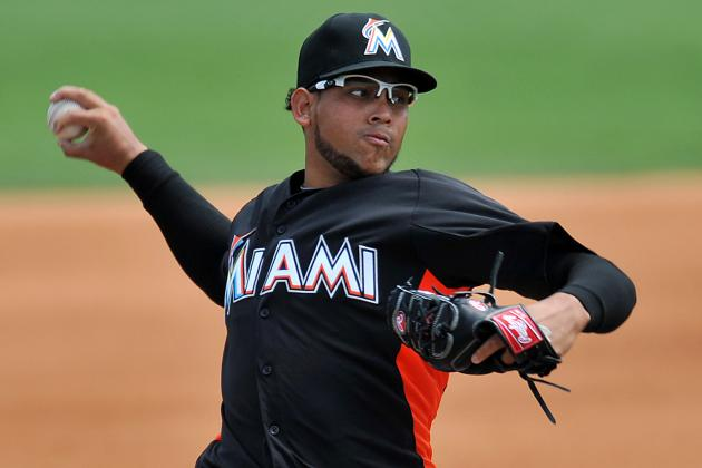 Henderson Alvarez Shut Down with More Shoulder Problems