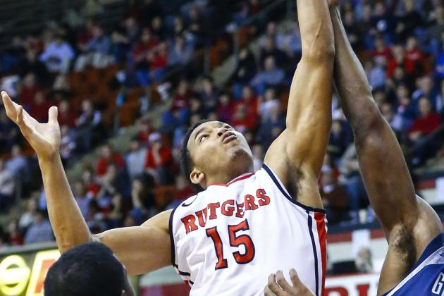 Rutgers Forward Derrick Randall Asks for Release from Scholarship