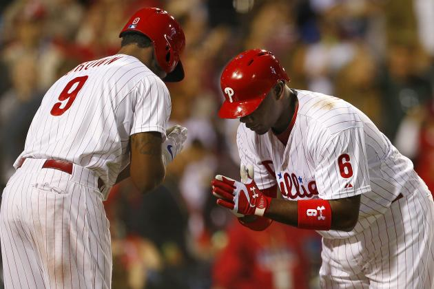 Kendrick Sharp, Offense Returns as Phillies Beat Marlins