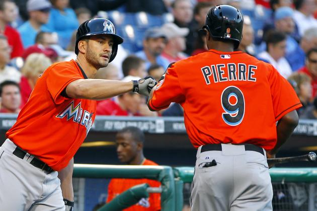 Marlins Trounced by Phillies After Juan Pierre's Feat