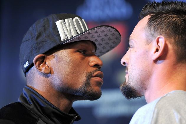 Mayweather vs. Guerrero Odds: Overview of Saturday's Major Bout