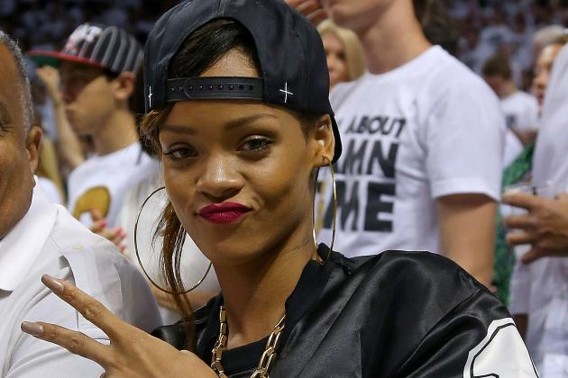Rihanna's Barclays Center Concert Rescheduled for Nets-Bulls Game 7