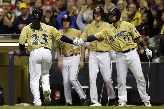 Cardinals 6, Brewers 5: Six-Run Third Inning Too Much for Brewers to Overcome