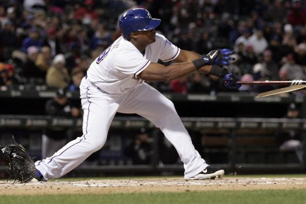 Adrian Beltre's Late Struggles Costly in Rangers' Loss