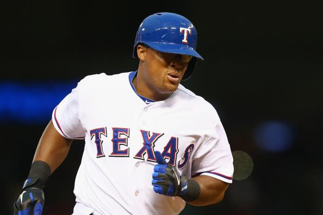 Beltre Believes He's Close After Tough Night