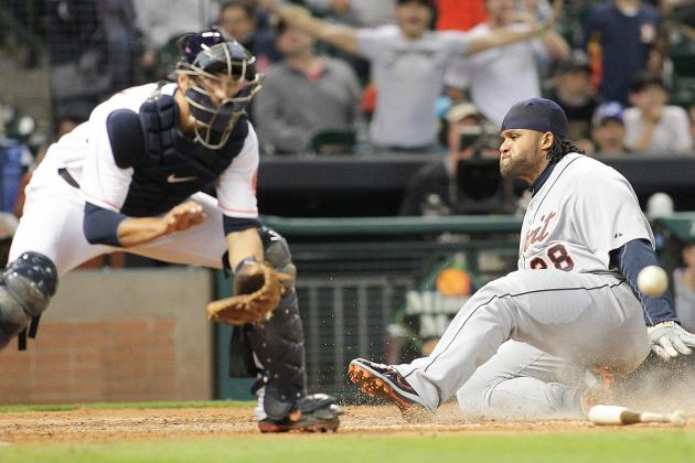 Tigers Outlast Astros with 4 Runs in 14th Inning