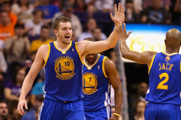 Saluting David Lee's Contributions to Golden State Warriors This Season