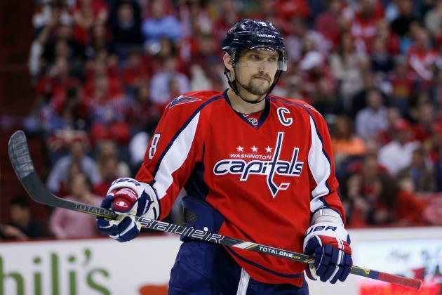 Washington Capitals: How Far Will Alex Ovechkin Take Them in the 2013 Playoffs?