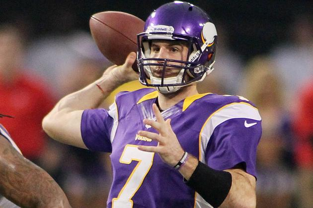 Jared Allen Talks with Jim Rome About Christian Ponder