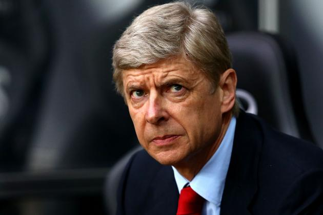 Arsenal Manager Arsene Wenger Rules out Taking over at Paris Saint-Germain