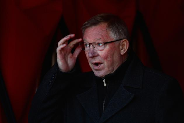 Sir Alex Ferguson Rules out Big Spending Spree in Summer