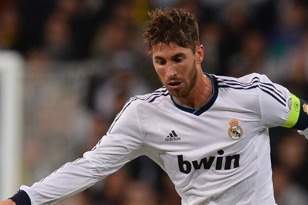 Ramos out for Two Weeks