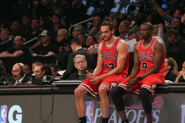 What We Have Learned About Chicago Bulls in First-Round Playoff Series so Far