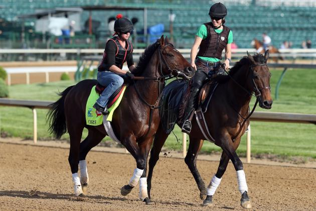 Kentucky Derby 2013: Current Betting Odds from Favorites to Longshots