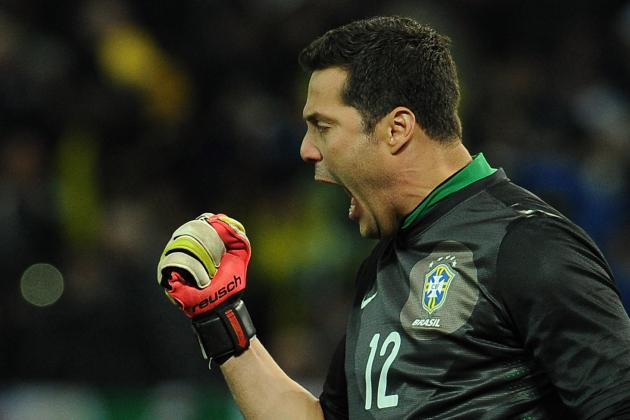 Harry Redknapp Says Arsenal Will Need to Pay Decent Money for Julio Cesar