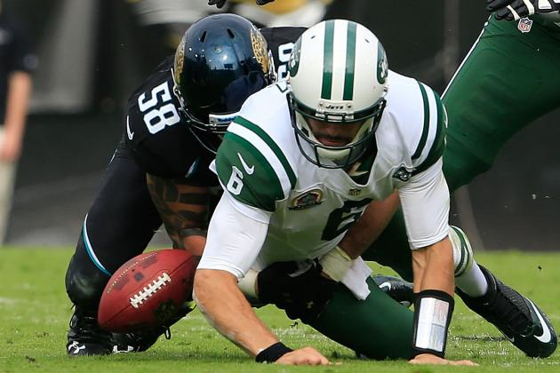 The New York Jets Must Cut Mark Sanchez and Turn Franchise over to Geno Smith