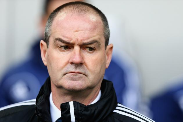 Steve Clarke Not Expecting Talks over New West Brom Deal Soon
