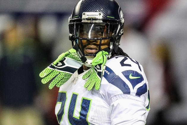 Is There a Question Mark Next to Seahawks Star RB Marshawn Lynch?