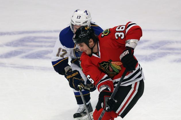 Chicago Blackhawks Game 2 Preview: Forget Dave Bolland, for Now
