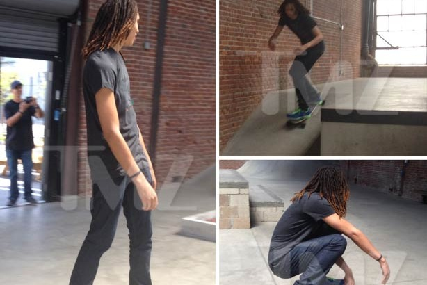 BRITTNEY GRINER Skateboard Clause in WNBA Contract