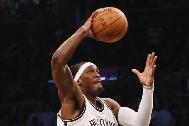 Video: Gerald Wallace Airballs a Wide-Open Layup