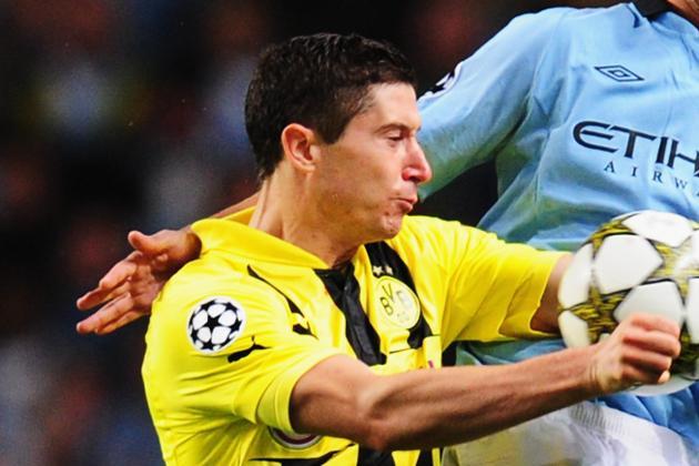 Madrid to Steal Lewandowski?