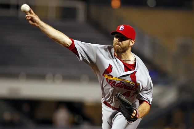 Cardinals Demote Mitchell Boggs to AAA-Memphis, Call Up Prospect Carlos Martinez
