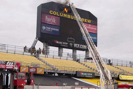 No Wholesale Upgrades to Columbus Crew Stadium Just Yet