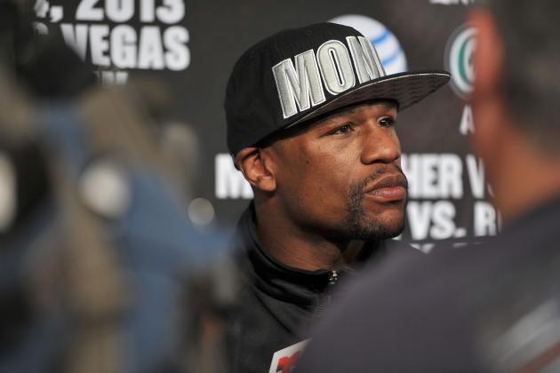 Mayweather: I Want One of My Fighters to Surpass Me