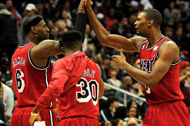 Undefeated 2013 Playoff Run Would Make Miami Heat Best NBA Team Ever