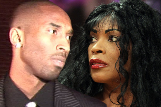 Kobe Bryant NBA Star and Mom in Bitter Legal Battle