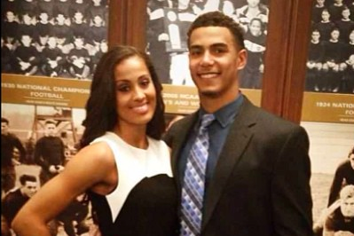 Skylar Diggins Dating Notre Dame WR Daniel Smith