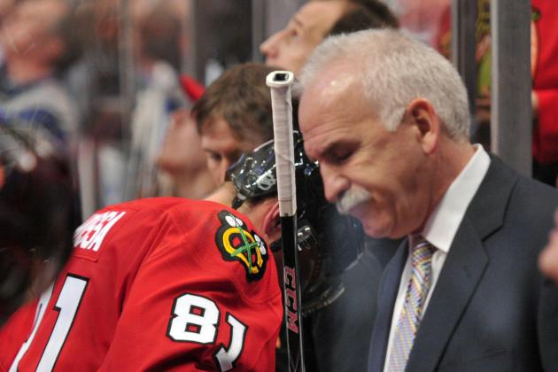 Confident Blackhawks Don't Play the Match Game Against Wild