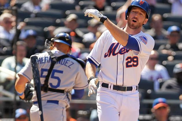 Hitting, Not Pitching, Is Mets' Biggest Problem